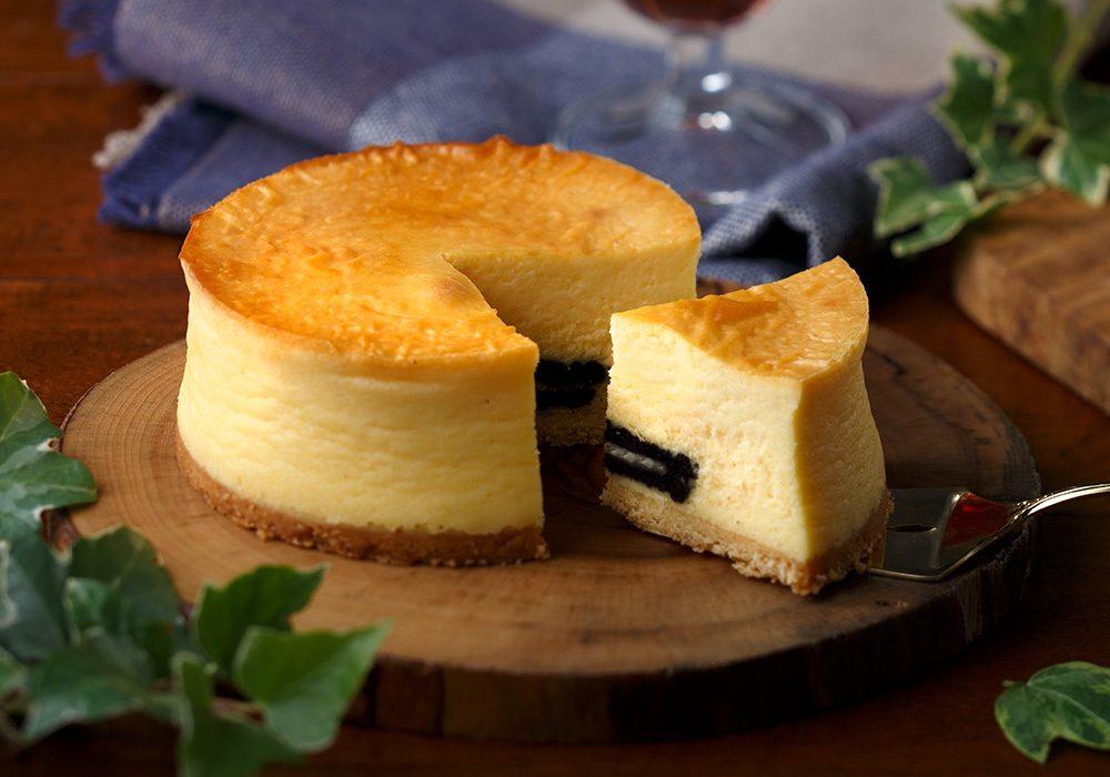 [写真]フレッシュチーズケーキ